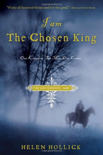 Book cover for I Am the Chosen King
