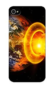 Case Provided For Iphone 5/5s Protector Case Space Fantasy Phone Cover With Appearance by lolosakes