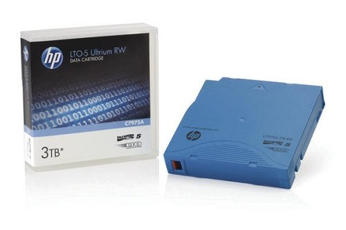 Hp C7975A LTO Ultrium 5 (1.5/3.0 TB) Data Cartridge With Case