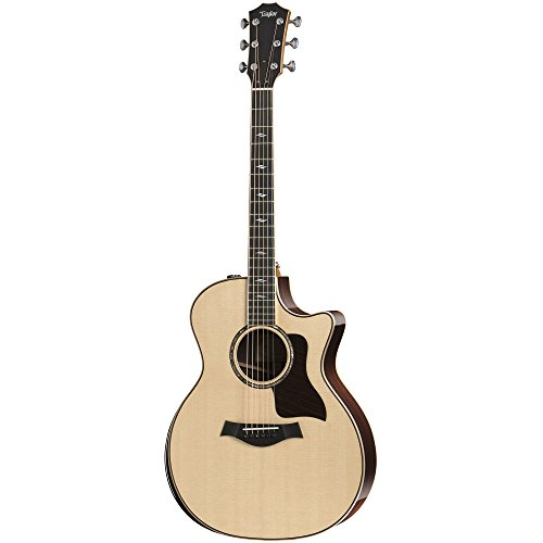 electric acoustic guitar taylor - 8