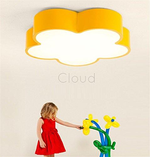 Cloud Shaped Pendant Light - 8