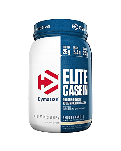 Dymatize Nutrition Casein Smooth Vanilla product image