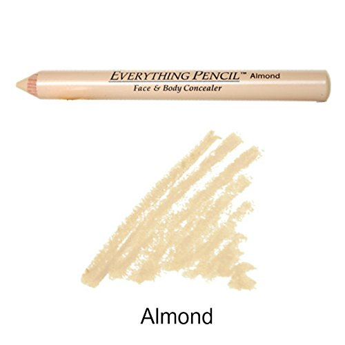 Judith August Everything Pencil (.07 oz) Almond With Sharpener Judith August Everything Pencil
