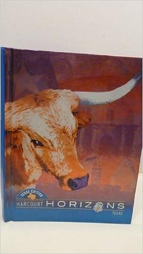 Amazon harcourt horizons texas student edition grade 4 harcourt horizons texas student edition grade 4 harcourt school publishers horizons fandeluxe Gallery