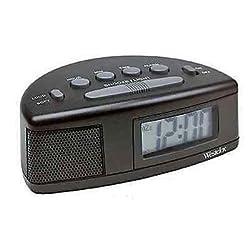 Westclox Tech 47547 Super Loud Alarm Clock