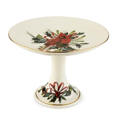 Lenox Winter Greetings Compote Server