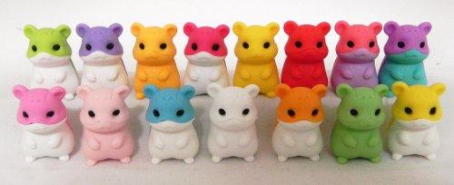 o Puzzle Eraser, Vary Rare, Limited Quantity (Hamster Eraser)