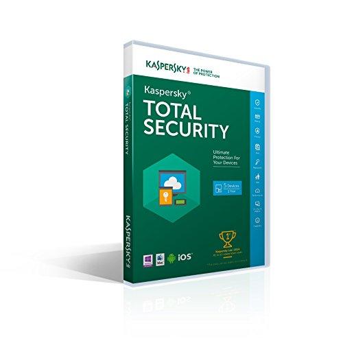 Kaspersky Total Security 5 2016