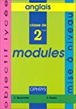 Modules 2nde mise a niveau