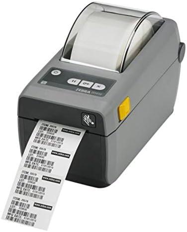Zebra ZD410 - Impresora de Etiquetas (Térmica Directa, 203 x 203 ...