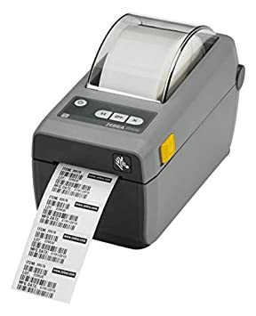 Amazon.com: Zebra ZD410, 203dpi, USB, dark grey Dark Grey ...
