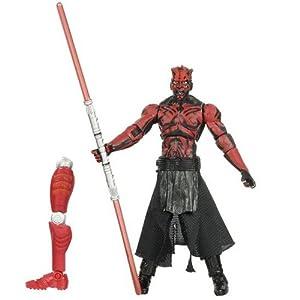 Amazon.com: Darth Maul BD#05 Star Wars Legacy Collection ...