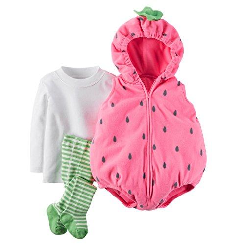 Carter's Little Strawberry Halloween Costume-24 ()