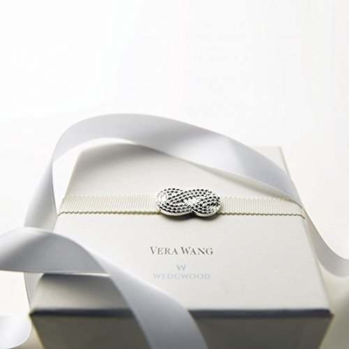 Vera Wang by Wedgwood Silver Plated Infinity Bottle Opener