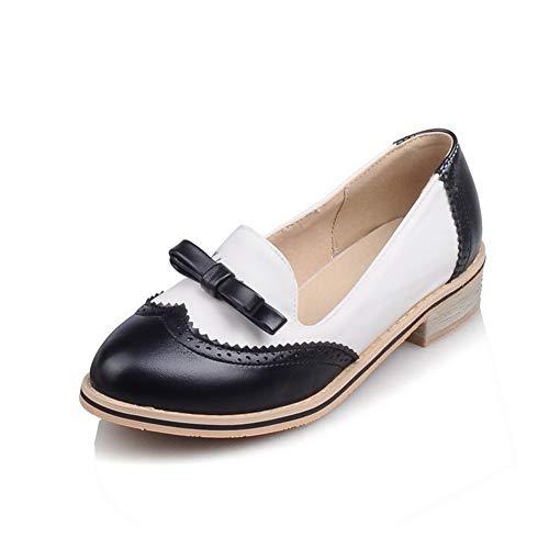 Noir Compensées EU Noir 36 AdeeSu Sandales 5 Femme SDC05661 1Ac7wX