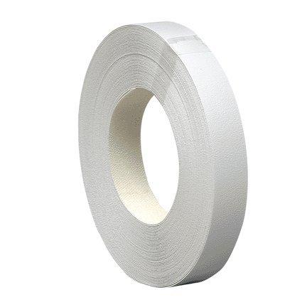 38565 White Band Melamine Edgebanding