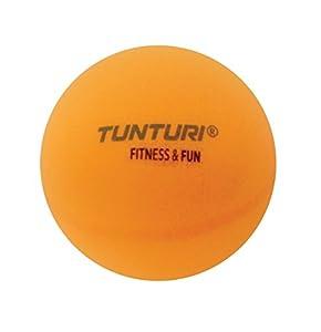 Tunturi Tischtennisbälle, Orange, one size