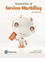 Essentials of Services Marketing, Global 3rd Edition Front Cover