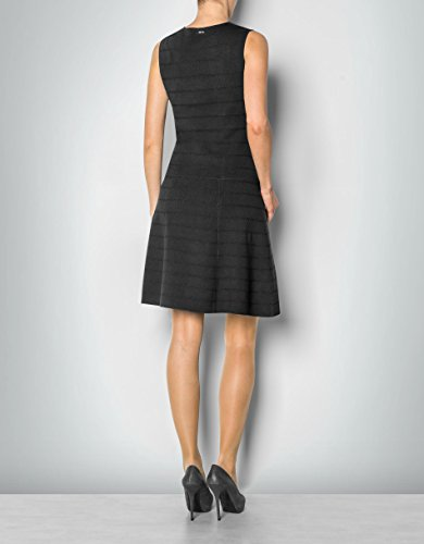 Joop 42 Grau Dress Damen Viskose Unifarben Größe Kleid Farbe Rwxpr4R6