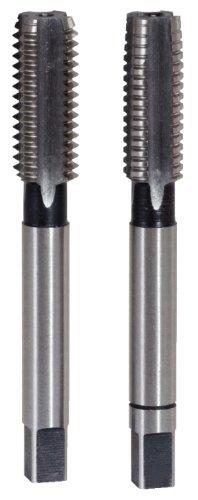 KS Tools 331.1110 Jeu de tarauds à main HSS MF10, 0 pas 125