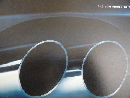 2004 Pontiac GTO / Bonneville / Grand Prix / Grand Am / Sunfire / Vibe / Aztec Sales Brochure Aztec Vibe