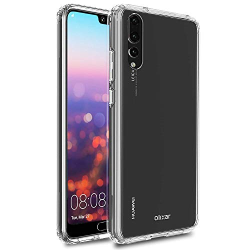 Image of Olixar Bumper Case Compatible with Huawei P20 Pro - Hard