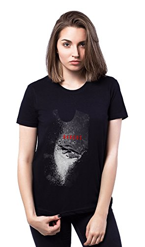 Narcos Series Red Logo Damen T-shirt