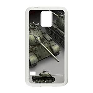 Samsung Galaxy S5 Phone Case World Of Tanks 37C03261