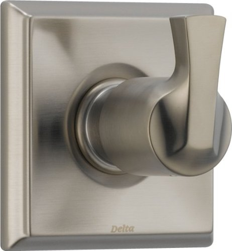 Delta T11851-SS Dryden 3 Setting Diverter, Stainless by DELTA FAUCET