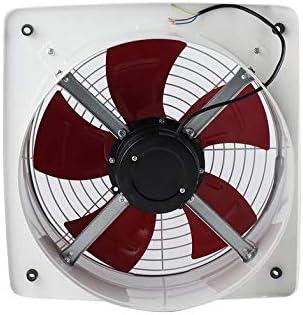 CamKpell Extractor de ventilación Industrial Metal Axial Extractor ...