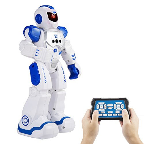 Remote Control Robots for Kids - Kids Robots with Programmable Singing Dancing Walking, iHobby RC Robots for Boys Girls Kids, Smart Robotic Toys for Toddlers