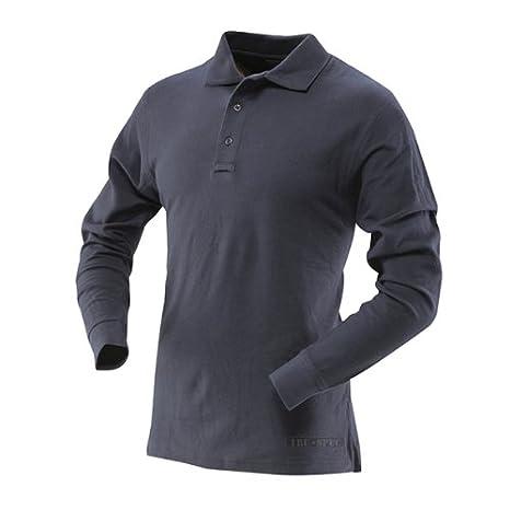 TRU-SPEC Mens 24-7 Classic Cotton Long Sleeve Polo Shirt Atlanco TS4451-4458