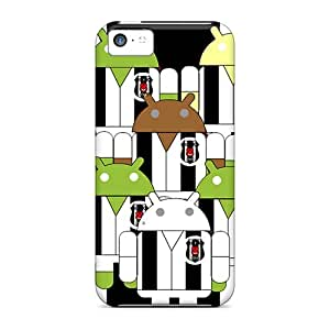 New Arrival Premium 5c Case Cover For Iphone (android Bjk)
