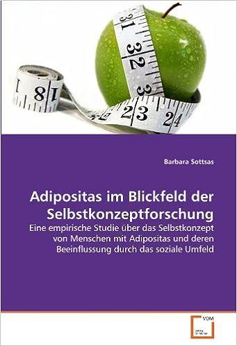 Adipositas im Blickfeld der Selbstkonzeptforschung: Eine empirische Studie über das Selbstkonzept von Menschen mit Adipositas und deren Beeinflussung durch das soziale Umfeld