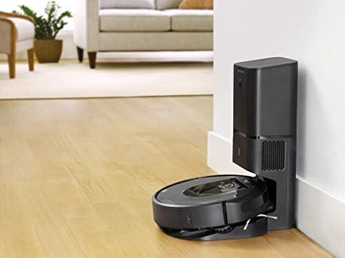 iRobot Roomba i7+ Robot Aspirador Roomba i7+ con con Estación de Limpieza Automática, Color, Pack of/Paquete de 1 12