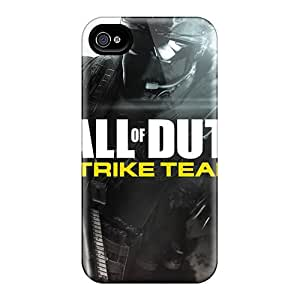 High Quality JamesDLaughlin Call Of Duty Strike Team Skin Case Cover Specially Designed For Iphone - 5/5s