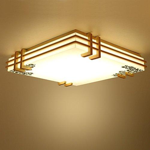 cámara japonés Simple Lámpara para plafón de techo colgante Onm80vNw