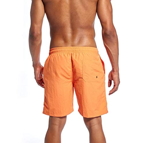 In Gestione Leggero Dry Per Nuoto Bauletto Greatfun Swimwear Ad Asciugatura Bagno E Rapida Beach Sexy Poliestere La Quick Boxer Tessuto Pantaloncini Orange Uomo Corsa Da Surfing ynm8OPwNv0