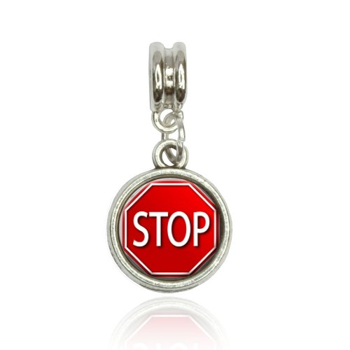 Made On Terra Stop Sign...