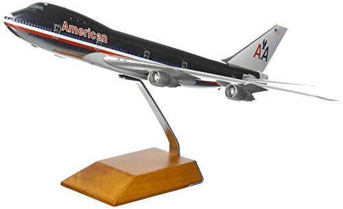 Gemini200 American B747-100 'Luxury Liner' Airplane Model (1/200 Scale)