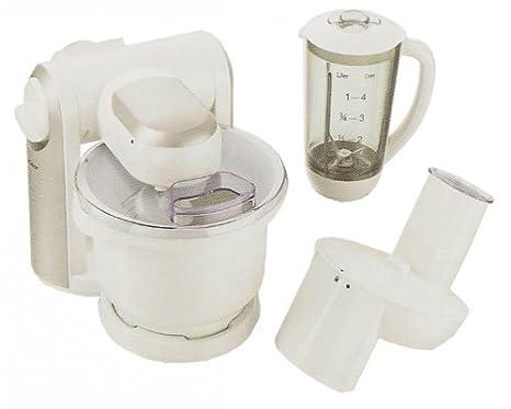 SilverCrest vielseitige Küchenmaschine 550 Watt weiß
