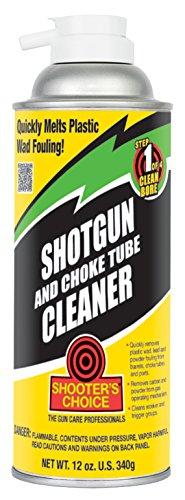 Shooter's Choice SHTGN/CHOKE TUBE CLNR 12OZ AEROSOL