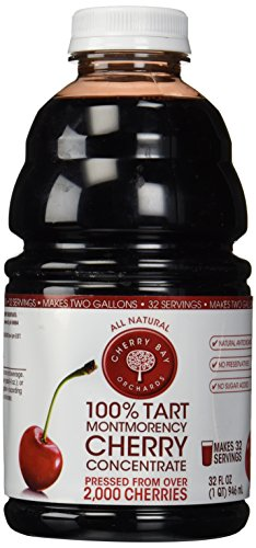 Female Cherry (Cherry Bay Orchards Tart Juice Concentrate, Cherry, 32-Ounce)