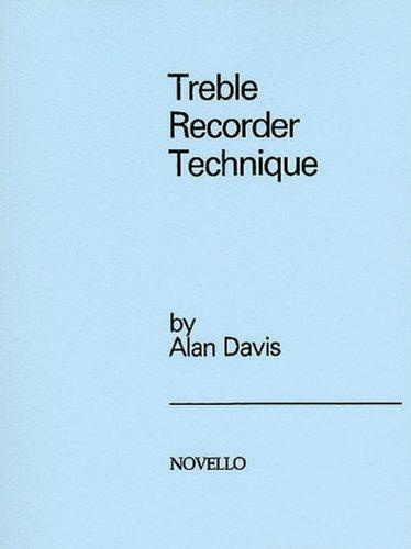 Treble Recorder Technique