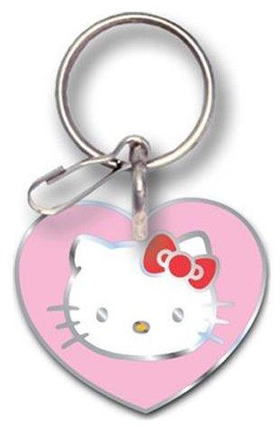 hello kitty car key chain - 8