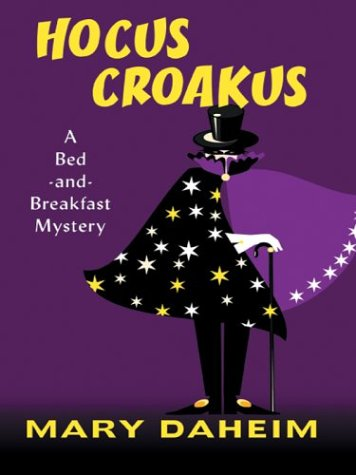 Download Hocus Croakus: A Bed-And-Breakfast Mystery PDF