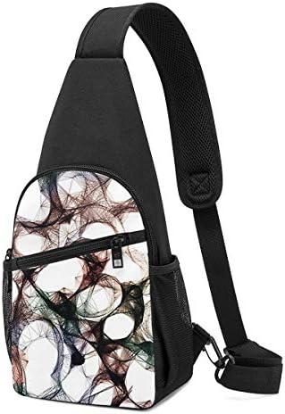 ボディ肩掛け 斜め掛け 網 ショルダーバッグ ワンショルダーバッグ メンズ 軽量 大容量 多機能レジャーバックパック