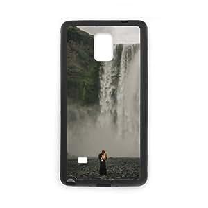 Custom case cover for Samsung Galaxy Note 4 aL5Vn3v17p7 with Iceland wedding at SHSHU
