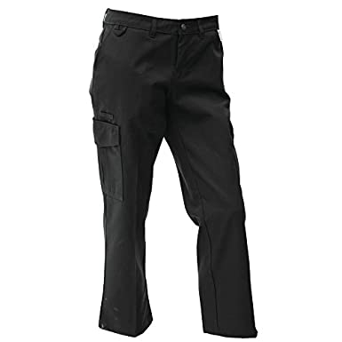 6fd1b155fa2 Amazon.com  Dickies Black Poly Cotton Women s Ultimate Server Cargo Pants -  Size 6  Industrial   Scientific
