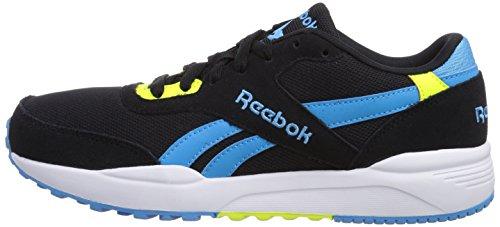 black Royal schwarz Reebok Beam solar Scarpe Da blue Yellow Corsa adulto collegiate Nero Unisex Royal white Chase zzagq
